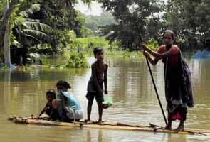Assam flood toll rises to 124, water level receding