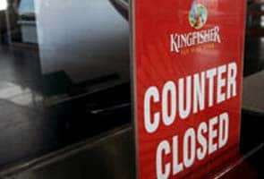 Kingfisher pilots on strike again, 28 flights cancelled
