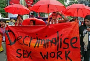 Denied visa by US, sex workers hold parallel conference in Kolkata