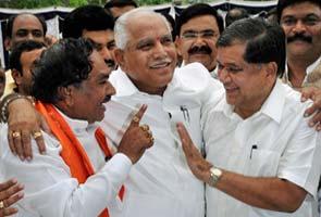 BS Yeddyurappa adds insult to BJP's injury over cross-voting for Pranab Mukherjee