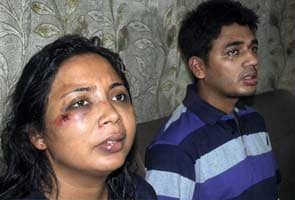 インド人の離婚した女性