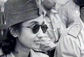 Captain Lakshmi Sahgal 's body donated for medical research