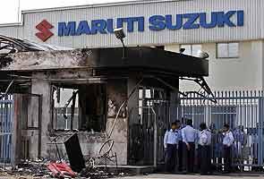 Maruti Suzuki Manesar Plant Job
