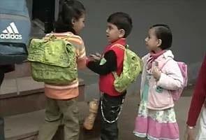 Dropping kids to school? Not in your nightie, please
