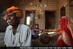 Rajasthan's farmers strike gas-drilling gold with tiny bean