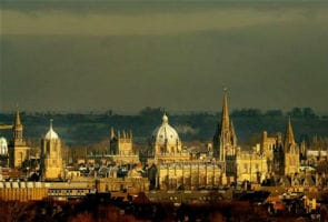 Oxford Overtakes Cambridge as UK's Best Research University