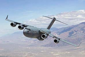 India's 1st C-17 aircraft gets shape in US; to arrive in 2013