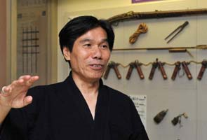 Japan's 'Last Ninja' is a 63-year-old engineer