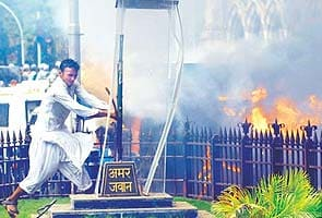 Man who desecrated amar jawan memorial in mumbai arrested altavistaventures Choice Image