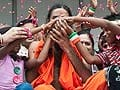 Baba Ramdev ends fast with juice, attack on Congress and PM
