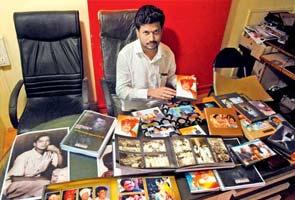 He may be Vilasrao Deshmukh's biggest fan