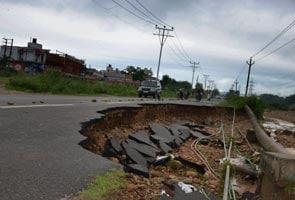 Heavy rains pound North India, five die in Jammu