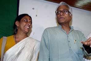 Supreme Court allows Jaya Jaitly to visit George Fernandes