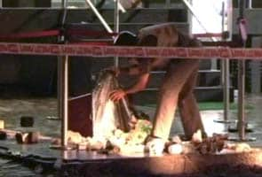 Four Pune blasts, one injured, on a night when Sushil Shinde was expected