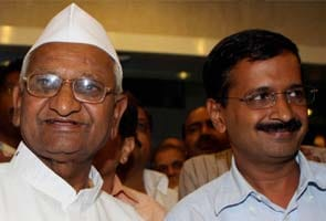 Anna Hazare confirms split, asks Arvind Kejriwal not to use his name or photo