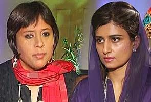 Full transcript: No love lost for Hafiz Saeed, says Hina Rabbani Khar