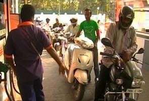 Congress not in favour of a petrol price hike soon: Sources