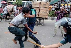 Anti-film protests: Activists clash with police in Bangladesh