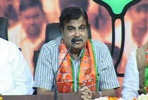 Nitin Gadkari sues activist who said he didn't want irrigation scam exposed