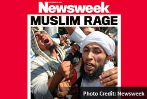Newsweek's 'Muslim Rage' cover sparks wave of scorn