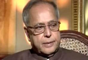 President Pranab Mukherjee to offer worship at Tirumala