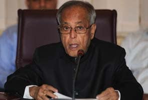 I have become an antique piece: Pranab Mukherjee