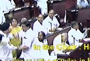 Monsoon Session ends: Vice President Ansari says it will be 'remembered for no work done'