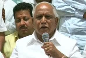PM's decision on Cauvery aimed at pleasing one section: BS Yeddyurappa