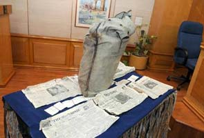 Buried for 46 years under snow, Indian diplomatic bag found