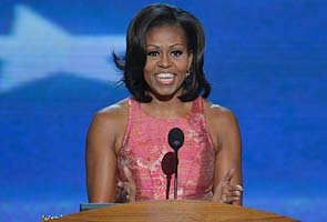 Michelle on Barack Obama: Deeply love the man who built my life
