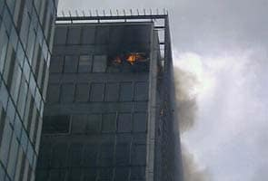 Mumbai: Buildings evacuated in Bandra-Kurla complex after major fire