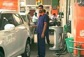 Petrol, diesel prices up after hike in dealers' commission