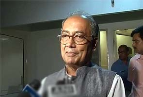 'You are ambitious megalomaniac': Digvijaya Singh's letter to Arvind Kejriwal