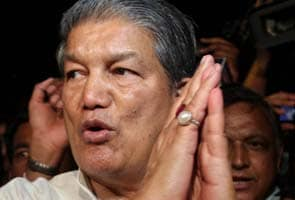 After missing out in Uttarakhand, Harish Rawat gets Cabinet rank