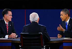 Blog: Lack of new content at final US Presidential debate