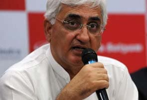 Draft CAG report points to irregularities, 'suspected fraud' in Salman Khurshid's trust
