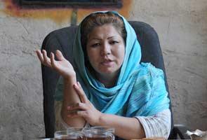 Laila Haidari, 'mother' of Afghan drug addicts