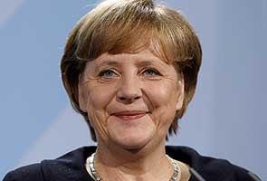 German Chancellor Angela Merkel to open Berlin Holocaust memorial for Roma