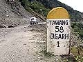 50 years after Indo-China war, a battle over a road