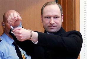 Cold coffee, no moisturiser: Norwegian mass killer's prison complaints