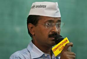 Arvind Kejriwal to formally launch Aam Aadmi Party today