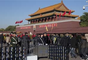 China hauls away activists in congress crackdown