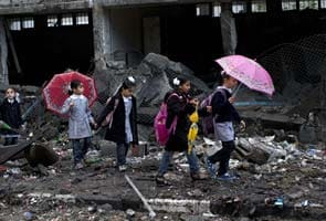 Back to school in Gaza after Israel offensive