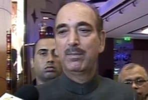 FDI in retail: Karunanidhi has lots of reservations, says Ghulam Nabi Azad