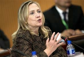 Barack Obama sends Hillary Clinton to Mideast amid Gaza crisis