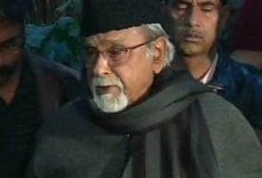 IK Gujral admitted to hospital, condition serious