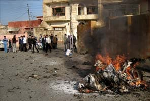 Wave of attacks in Iraq kills at least 43 people