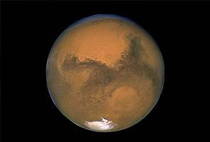 Warm waters on Mars may have supported life: Study
