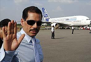 Allegations against Robert Vadra 'false, based on hearsay': PM's Office