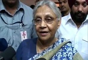 Sheila Dikshit undergoes angioplasty